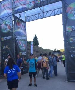 Contest Entrance