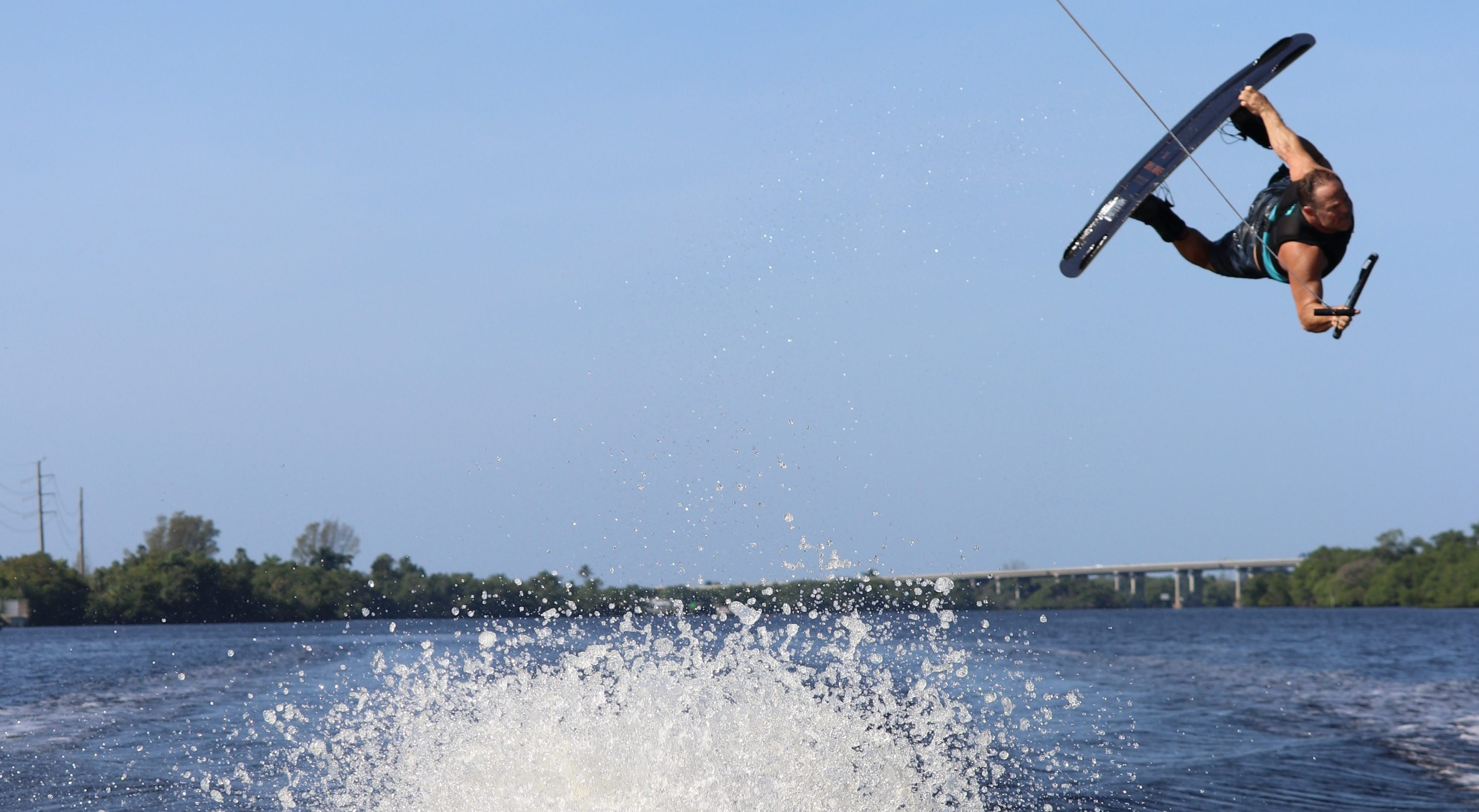 Wakeboarding Doesn't Have to Hurt
